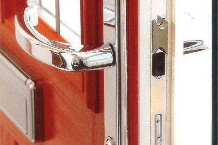 UPVC Front and Back Doors