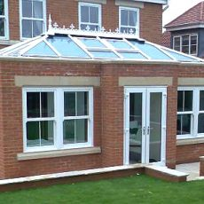 What is a Conservatory Orangery?