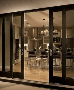 UPVC Bifold Windows